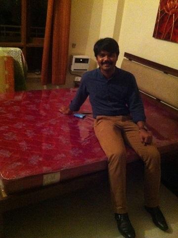 Ankur Shrivastava, Delhi