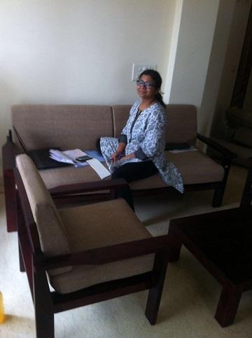 Anupama Dhurve, Delhi