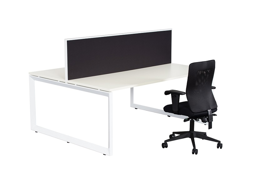 Tivoli Back to Back Workstation - 2 Seater