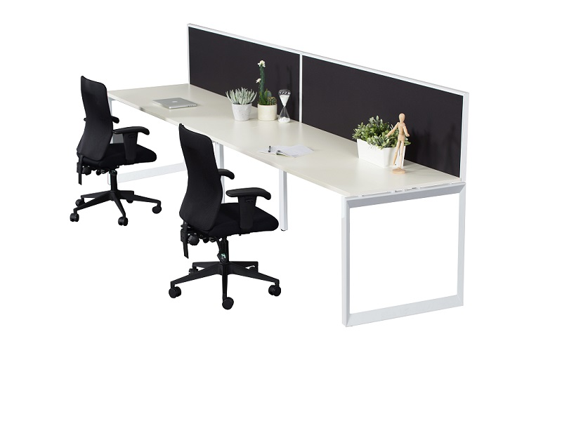 Tivoli Linear Workstation - 2 Seater